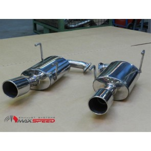MAXSPEED EXHAUST FORESTER SH 2008