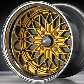 "Glow Star MS-G15"" Wheels"