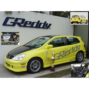 GREDDY TURBO KIT CIVIC R