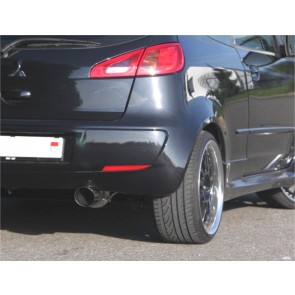 Mitsubishi Colt Turbo CZT 4 Door Exhaust