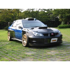 WRC FULL BODY KIT CARBON IMPREZA GDB-F