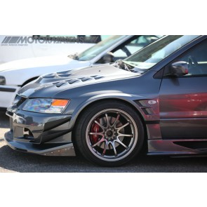Voltex Style Overfender Cyber Evo