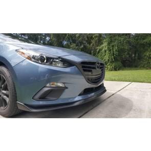 Frontspoilerlipp Mazda 3 2015-