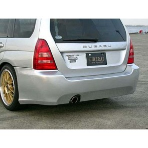 REAR BUMPER FORESTER XT