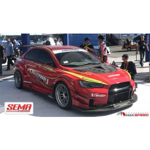Varis Evo X Body Kit