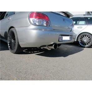 Maxspeed Endschalldämpfer R1 Subaru WRX STI
