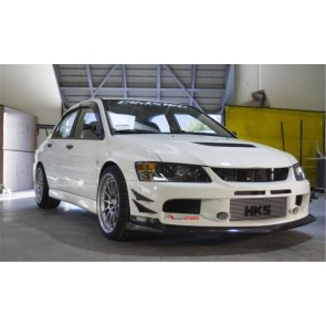 Mitsubishi Evo IX Carbon Canard