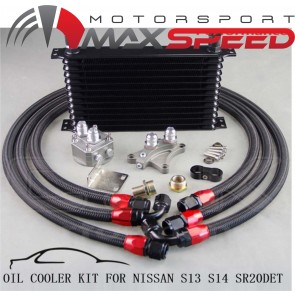 OIL Cooler Set Nissan S14