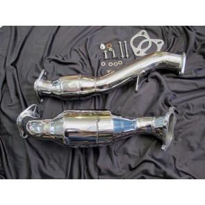 "Maxspeed 3"" Downpipe & Katalisator Subaru WRX/STI 2.5"