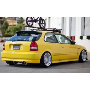 MAXSPEED Auspuff Civic EK 4   96 98