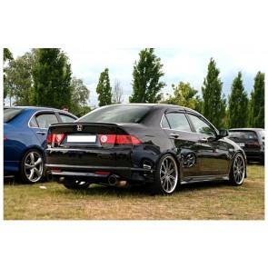 Maxspeed Auspuffanlage L+R Honda Accord S
