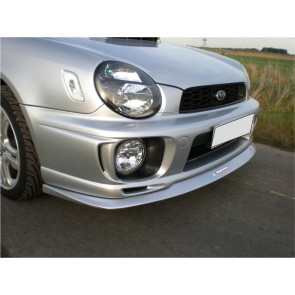 Frontspoiler Lipp Subaru WRX 2001