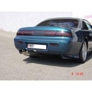 Maxspeed Exhaust S14