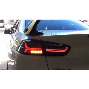 Dynamic Taillight Lancer Evo X