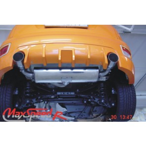 MAXSPEED EXHAUST FORD FOCUS ST TURBO