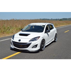 2010-2013 Mazdaspeed 3 Front Lip