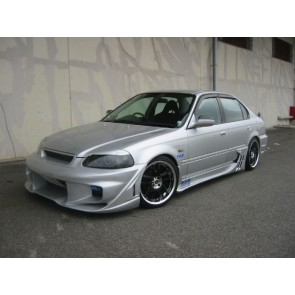 WR BODY KIT CIVIC EK