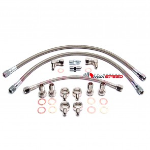 Nissan S14 Oil & Water Line Kit 6AN