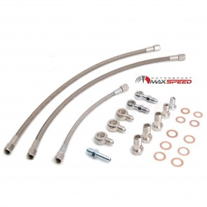 Turbo Oil & Water Line Nissan SR20DET CA180DET S13