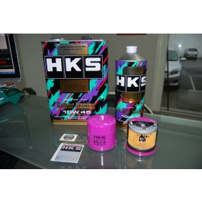 HKS Hybrid Öl Filter