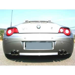 MAXSPEED EXHAUST BMW Z4