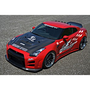 GT-R Bodykit Chargespeed