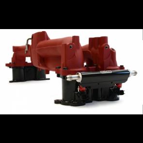 RCM1240  Parallel Billet Fuel Rail Pair WRX STI