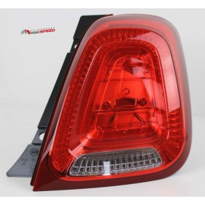 Taillight Abarth 500 restyling after 2015