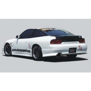 CHARGESPEED REAR BUMPER NISSAN S13