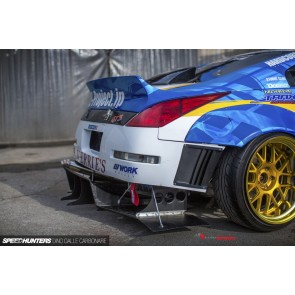 Nissan GT3 Fender Ducts