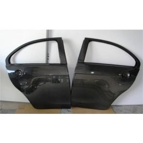 Mitsubishi Carbon Türen hinten. Evo 8/9