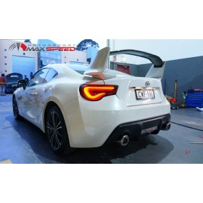 Rear Trunk Spoiler My Toyota GT86