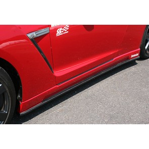 Chargespeed Hybrid Side Skirt Seitenschwellen