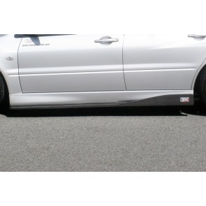 Botton Line Side Skirt  Lancer Evo 7