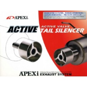 Apexi Active Tail Silencer