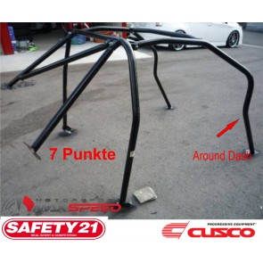 Roll Bars Impreza GT GC8 Safety 21 Cusco