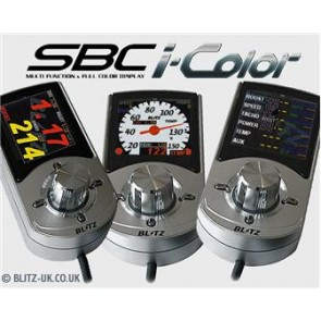 Blitz Boost Controller SBC i-Color Spec S