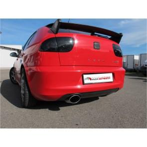 Maxspeed Auspuffanlage MSD+ ESD Seat Leon Cupra