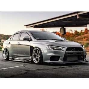 Window Visor Shield Mitsubishi Evo X
