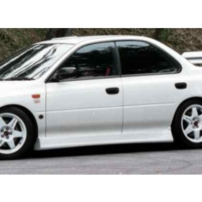 SIDE SKIRT CS Typ 1 IMPREZA GT