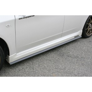 Chargespeed Side Skirt Botton line WRX GH