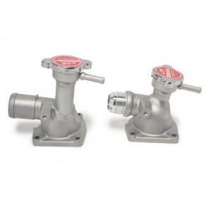 Water Neck for Radiator Cap Relocation   Evo 6/7/8/9