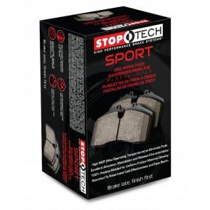 Stoptech Brake Pad Subaru Sti 01/2014 Brembo