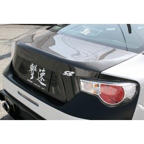 Heckdeckel aus Carbon Subaru BRZ/Toyota T85