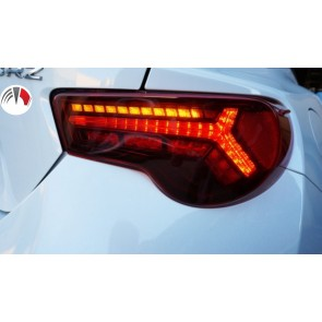Tom`S Led Tail Light Huracan Toyota GT/BRZ