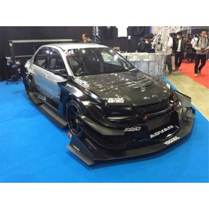 FULL CARBON TIME ATTACK MITSUBISHI EVO 8/9