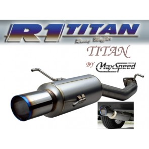 FULL TITANIUM EXHAUST