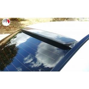 Carbon Rear Top Wing WRX STI