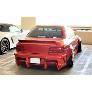 Rear Trunk Spoiler Impreza GT