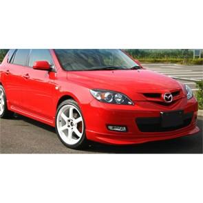 Frontspoiler Lipp Mazda MPS3 BK